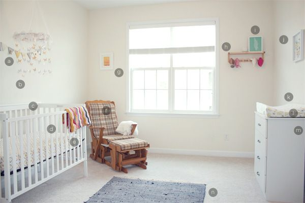 Baby Nursery Items And Their Costs