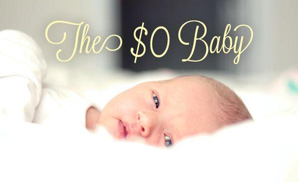 The Zero Dollar Baby