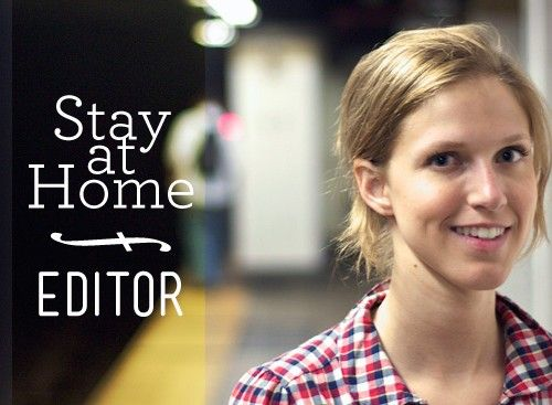 Stay at Home Editor