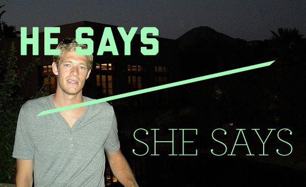 He Says/She Says: Photos in Public