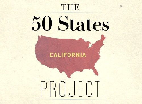 50 States Project: California