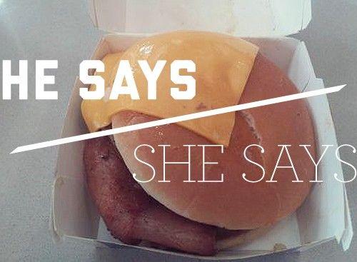He Says/She Says: Customer Complaints