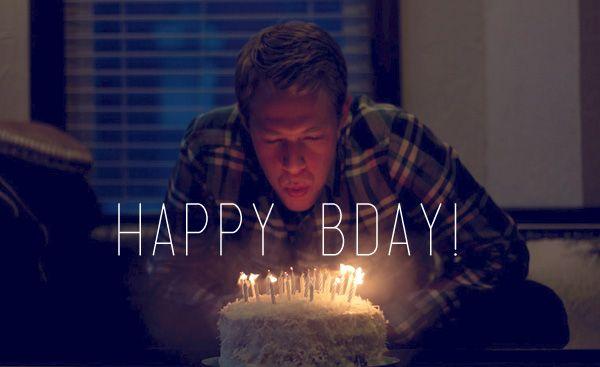 Happy birthday, Johnny!