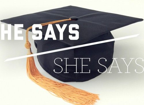 He Says/She Says: High School Reunion
