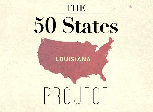 50 States Project: Louisiana