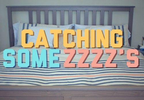 Catching Some Zzzz's