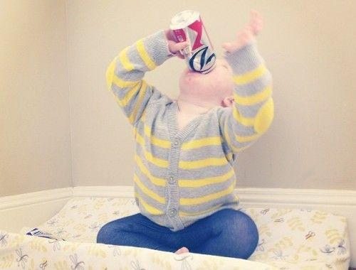 Baby Diet Coke