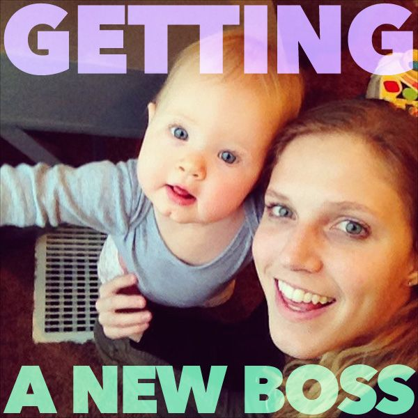 Getting a New Boss