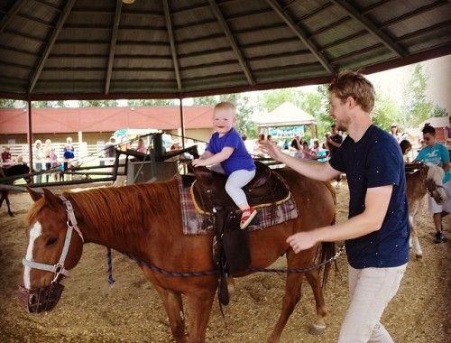 Sally Pony Ride