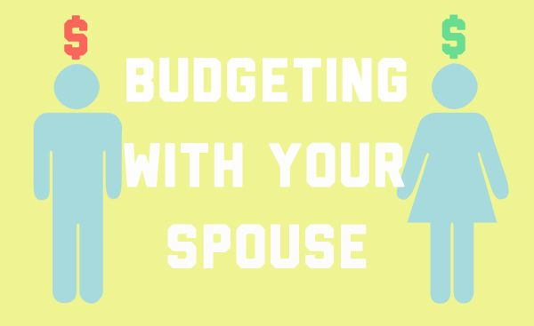 Budgeting with Your Spouse