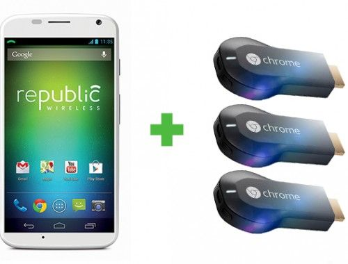 Republic Wireless Giveaway