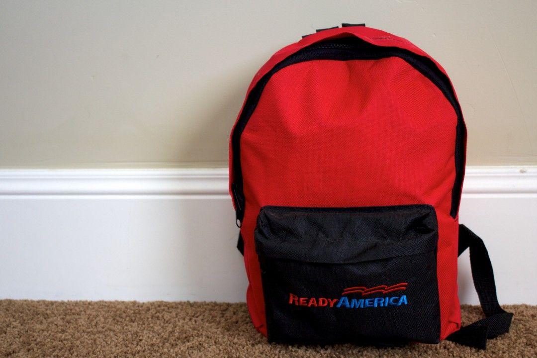Ready America Backpack