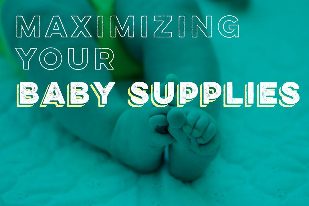 Maximizing Your Budget: Baby Supplies