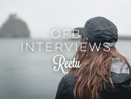 OFB Interviews Reetu