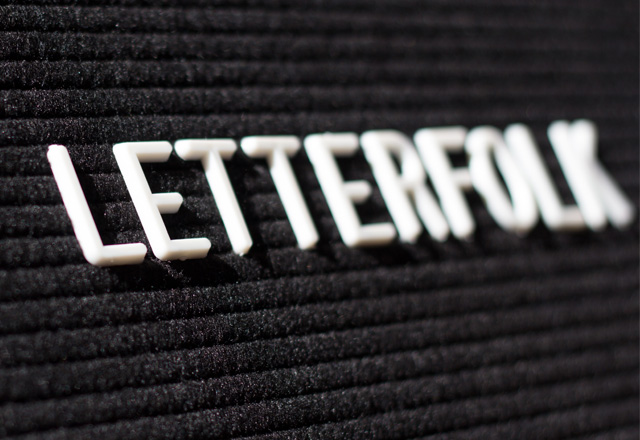 Letterfolk