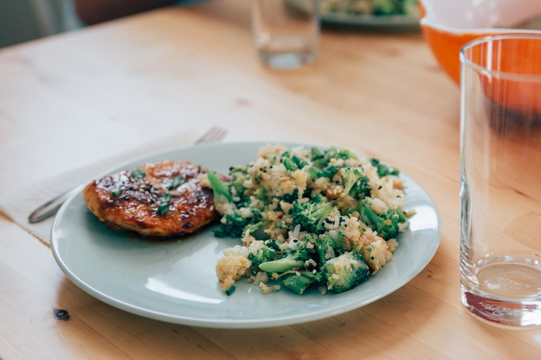 Blue Apron meal